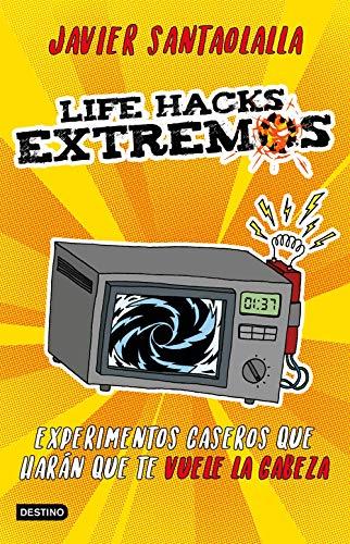 Life Hacks extremos (Libros de entretenimiento)