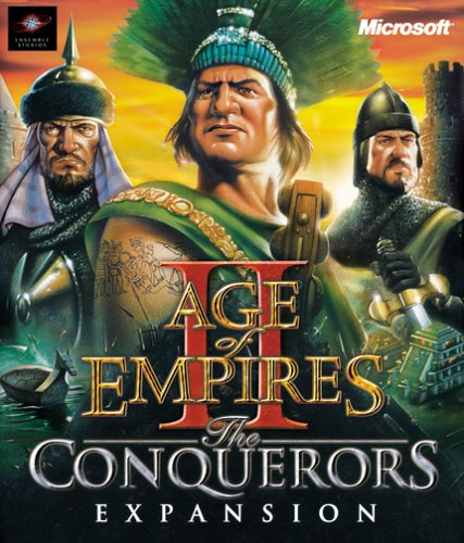 Age of excellence Empires 2 Official Conquerors Free Shipping New Expansion: - The PC