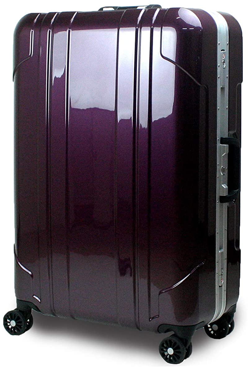 安定しましたウイルス仕出します【SUCCESS サクセス】 スーツケース 2サイズ( 大型 ? 中型 ) TSAロック 搭載 超軽量フレーム クリムゾン?プロ キャリーバッグ