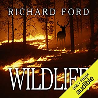 Wildlife audiobook cover art