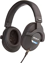 Sony MDR7520 Professional Studio Headphones, Black
