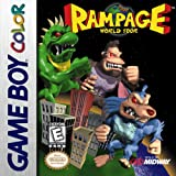 Rampage World Tour - Game Boy Color