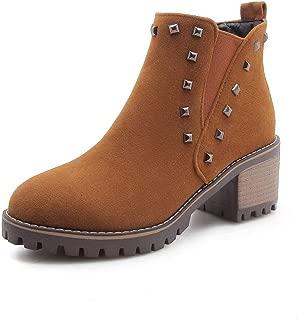 BalaMasa Womens ABS13997 Pu Boots