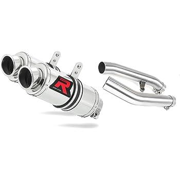 KLE 500 Pot d/échappement GP I Silencieux Dominator Exhaust Racing Slip-on
