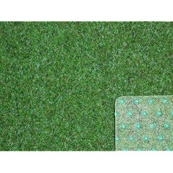 tidyard Kunstrasen Rasenteppich K/ünstliche Grass f/ür Garten Balkon Terrasse Decoration Polh?he 7-9 mm 1 x 15 m Gr/ün UV-Best?ndig Gesamtgewicht Ca 850 g//m2