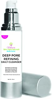 Deep Cleaning Pore Refining Face Cleanse - Won't Dry Out Skin - Anti Aging Skin Care Celebrity Model Series