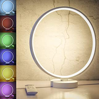 Best circular led touch lamp Reviews
