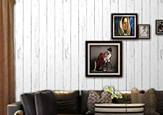 DWIND D1075-3 خشب ذاتي اللصق ورق الحائط لاصق لغرفة النوم وغرفة المعيشة