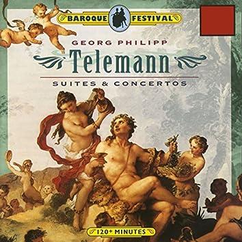 Telemann: Suites & Concertos