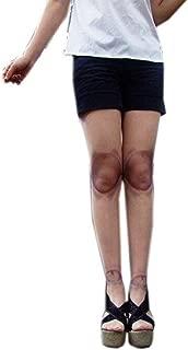 Womens 80D Sexy Doll Joint Tights Harajuku Lolita Pantyhose Stockings