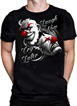 Darkside - Laugh Now CRY Later - Men's T-Shirt - Black