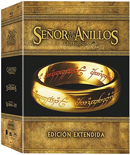 Trilogia El Señor De Los Anillos (Ed. Extendida) (Bd) [Blu-ray]
