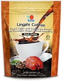 DXN Lingzhi BLACK Coffee With Ganoderma