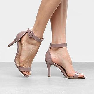 55badbf336 Moda - Bege - Calçados   Feminino na Amazon.com.br