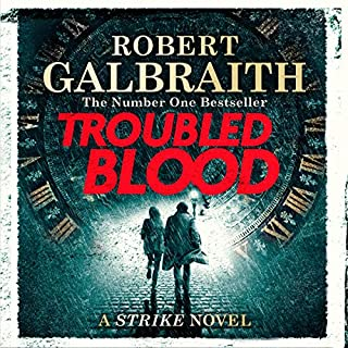 Troubled Blood cover art