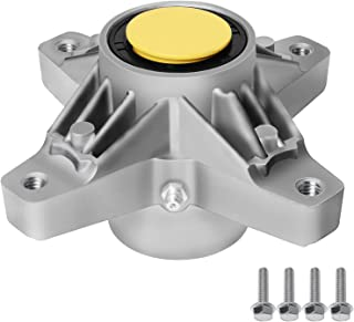 """Poweka 618-3129 Spindle Assembly 285-107 for Cub Cadet MTD 38""""-54"""" Deck 1515 2146,Replaces 618-3129C 618-04394 918-3129 91..."""