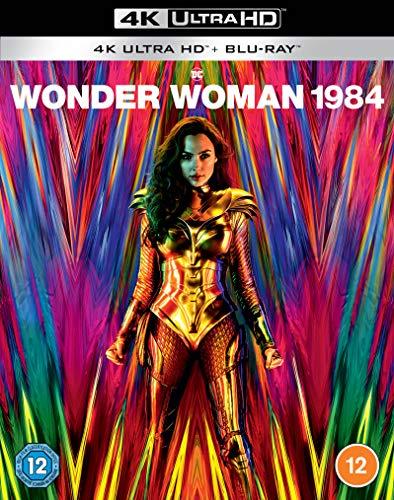 Wonder Woman 1984 [4K Ultra HD] [2020] [Blu-ray] [Region Free]