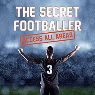 The Secret Footballer cover art