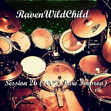 Session 26 (100% Pure Improv)