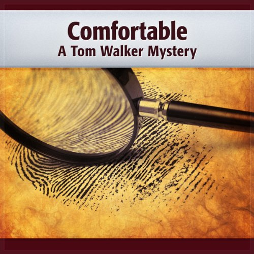 Comfortable audiobook cover art