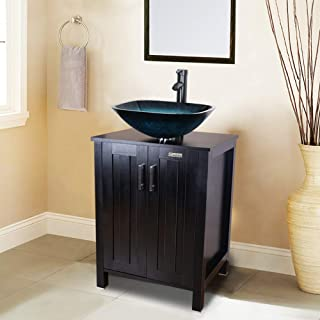 Amazon Com Black Bathroom Vanities Bathroom Sink