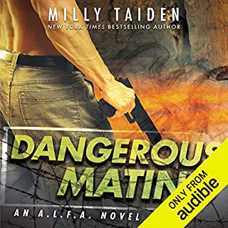 Dangerous Mating     A.L.F.A.              Written by:                                                                                                                                 Milly Taiden                               Narrated by:                                                                                                                                 Tyler Donne,                                                                                        Tess Irondale                      Length: 6 hrs and 4 mins     1 rating     Overall 4.0