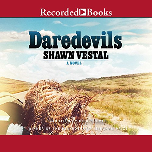 Daredevils audiobook cover art