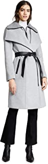 Best mackage nori belted wide lapel coat Reviews