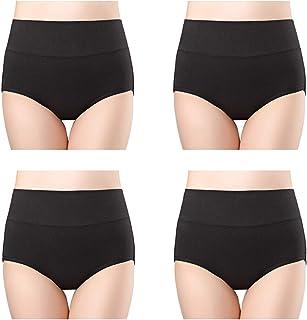 wirarpa Women's Cotton Underwear High Waist Full Coverage...