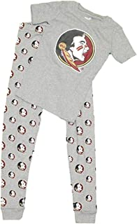 Outerstuff Florida State Seminoles Youth NCAA Overtime Pajama T-Shirt & Sleep Pant Set