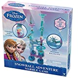 Frozen Snowball Adventure Marble Frenzy Racer Game by Cardinal