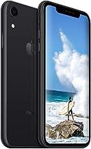 هاتف ابل ايفون اكس مع فيس تايم - شبكة الجيل الرابع ال تي اي 6.1 inches SMAPIXRG64BKP5