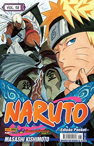 Naruto Pocket - Volume 56