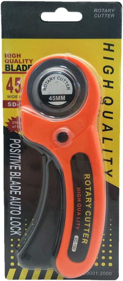 Fbshicung 45mm Rotary Cutter Fabric Cutter-for Sewing Crafting 2021 Limited time cheap sale