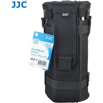 JJC DLP Deluxe Objektivtasche kompatibel mit Canon Zoom Objektiv