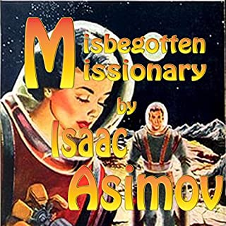 Misbegotten Missionary cover art