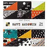DCWV Happy Halloween Cardstock, Multi