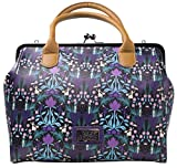 Bioworld Disney Mary Poppins All-Over Print Shopper Bag Bagage cabine 34 centimeters 25 Violet (Multicolour)
