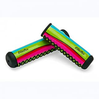 Electra Candy Grips (Glossy Multi-Striped, 2 Long Grips)