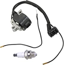 Hilom Ignition Coil with Spark Plug for STIHL 024 026 028 029 034 036 038 039 044 048 MS240 MS260 MS290 MS310 MS360 MS360C MS390 MS440 MS640 Chainsaw Stihl # 0000 400 1300