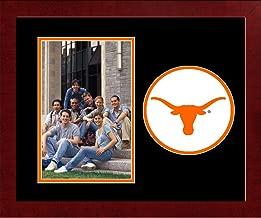 Campus Images NCAA Texas Longhorns University Spirit Photo Frame Vertical