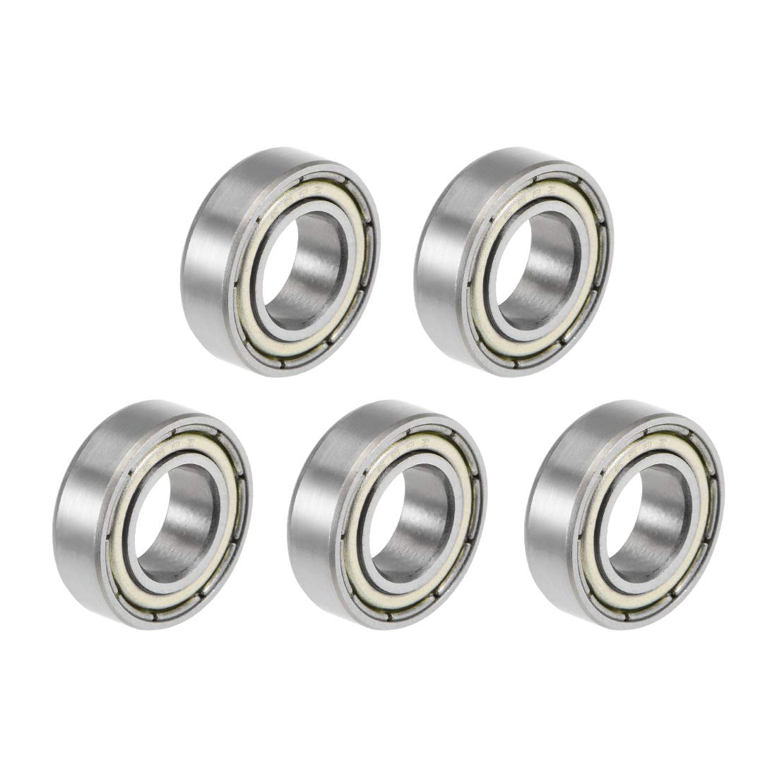 uxcell 688ZZ Deep Groove Ball Award Bearings Z2 Doubl 5mm Super beauty product restock quality top! 8mm X 16mm