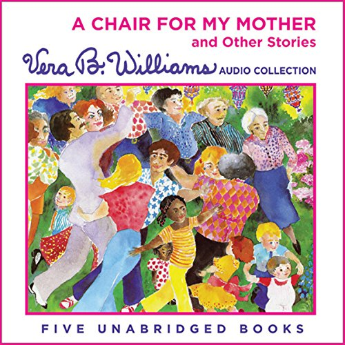 A Chair for My Mother and Other Stories audiobook cover art