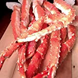Colossal Red King Crab Legs Wild Caught 3 lb