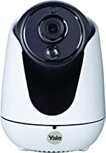 Yale WIPC303W Home View Camera Pan Tilt and Zoom White