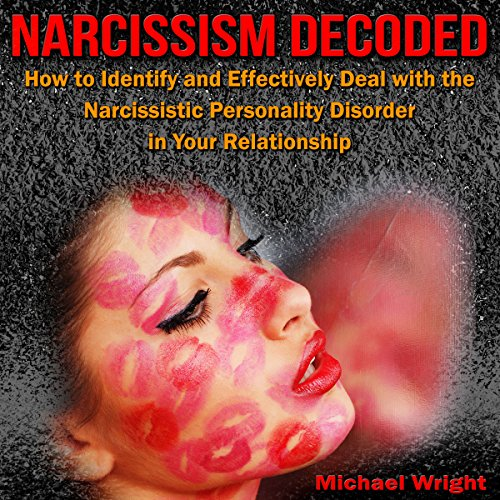 Narcissism Decoded audiobook cover art
