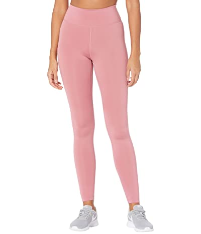 Nike One Tights (Desert Berry/Black) Women