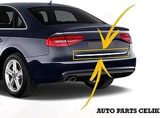 Tira de umbral Placa de Desgaste Ultra Delgada Alf/éizar de Puerta Pedal de Acero Inoxidable Bienvenido SBCX Barra de umbral,para Volkswagen TIGUAN 2010-2015