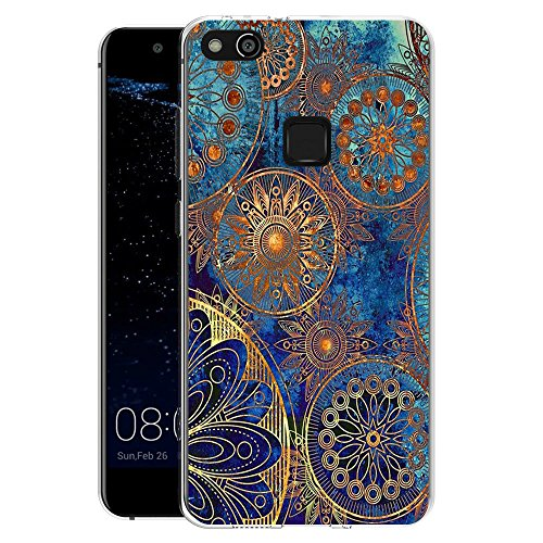 Huawei P10 Lite Funda, FoneExpert® Carcasa Cover Case Funda de gel TPU silicona Para Huawei P10 Lite