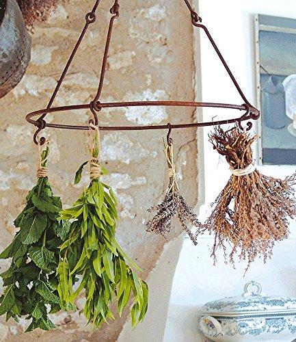 Blumen- und Gewürztrockner 35 cm ø für Kräuter und Blumen